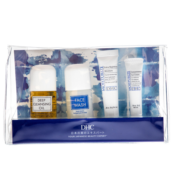 14864 dhc japanese evening skincare collection set