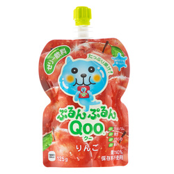14871 coco cola qoo apple flavoured jelly drink
