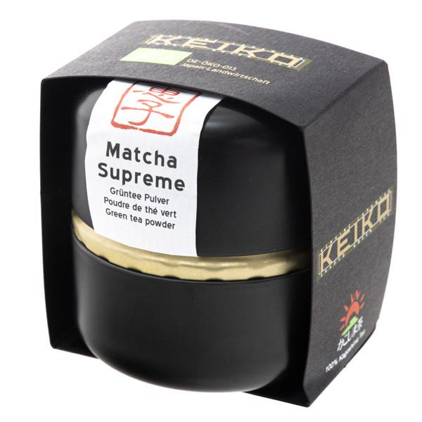 14876 keiko tea organic matcha supreme green tea powder