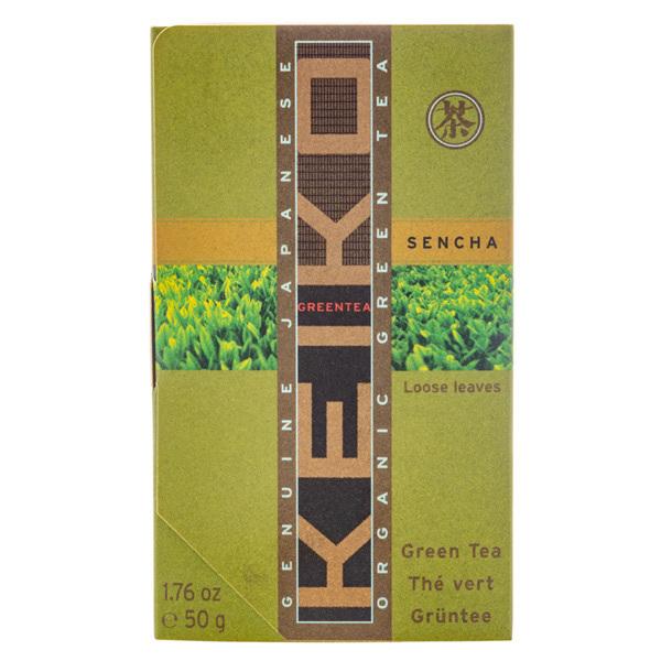 14879 keiko tea organic loose sencha green tea