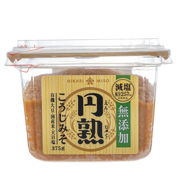 14884 hikaro miso additive free reduced salt koji miso