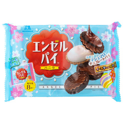 14939 morinaga angel pie easter chocolate marshmallow biscuits