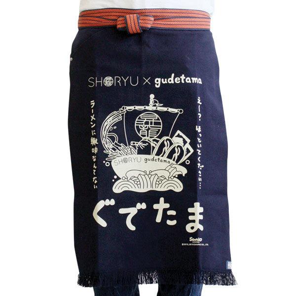 14927 gudetama ramen boat maekake apron