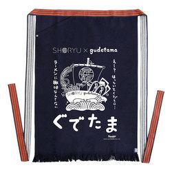 14927 gudetama shoryu ramen limited edition apron 2