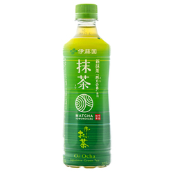 14965 itoen ooi ocha yomonoharu green tea with matcha