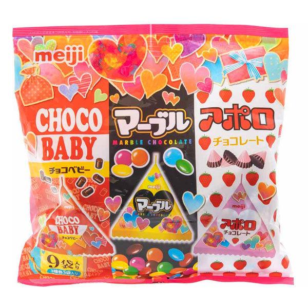 14958 meiji japanese favourites chocolates variety pack