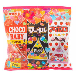 14958 meiji japanese favourites chocolates variety pack
