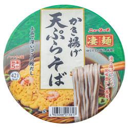 14966 yamadai new touch kakiage tempura soba noodles