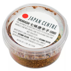 13702 spice kitchen uk shichimi togarashi red chilli pepper mix