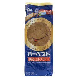 14962  tohato harvest roasted milk tea biscuits