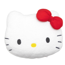 15025  sanrio hello kitty shaped pillow cushion