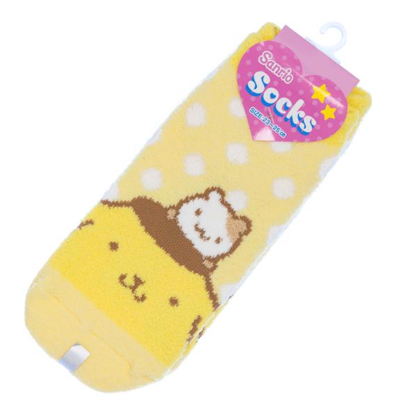 15027  sanrio unisex socks   pompompurin