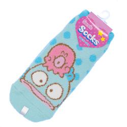 15028  sanrio unisex socks hangyudon   sayuri