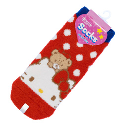 15031  sanrio unisex socks   hello kitty