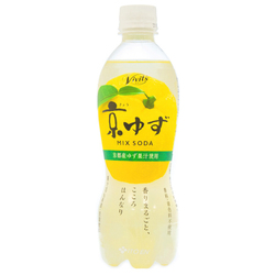 15051  itoen vivit's kyo yuzu citrus mix soda sparkling drink