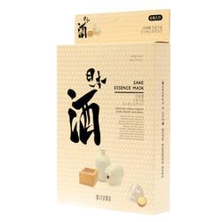 13770  mitomo sake essence face masks   outer packaging