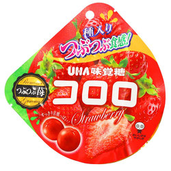 15072  mikakuto kororo strawberry flavoured gummy