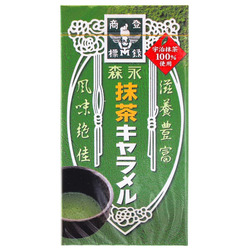 15075  morinaga matcha green tea flavoured caramels