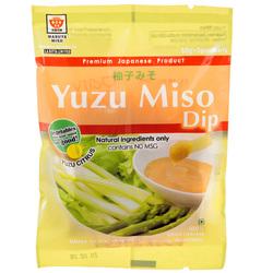 6523  masuyamiso japanese yuzu citrus miso dipping sauce