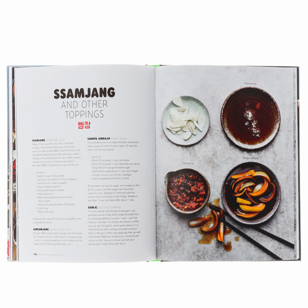 15115  pavillion books korean bbq   japanese grills recipe book   example 2