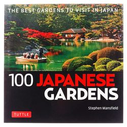 15114  tuttle publishing 100 japanese gardens