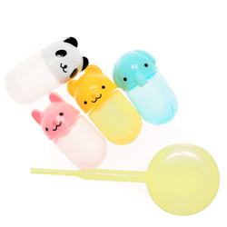 15136  torune mama's assist animal shaped tarebin bento sauce bottles   separate