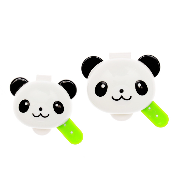 15139  torune mama's assist panda shaped bento mayonnaise and sauce cups   separate