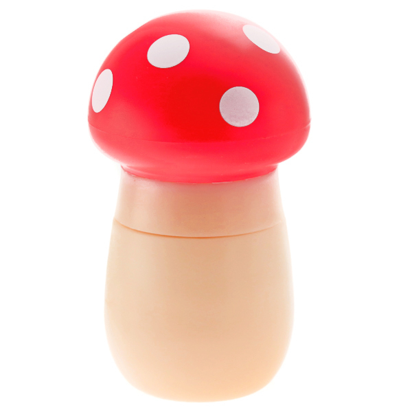 15141  mama's assist mushroom shaped silicone oil brush with holder   mushroom view