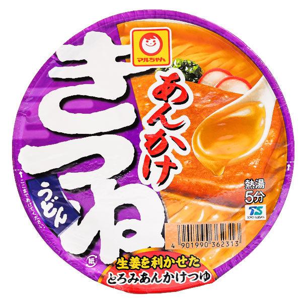 15203  maruchan ankake kitsune udon noodles