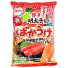 15202  kuriyamabeika bakauke karashi mentaiko spice cod roe flavoured rice crackers