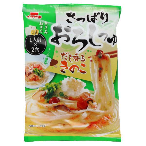 15127  ichibiki mushroom and daikon tsuyu noodle soup base edit