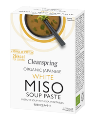 Cs493 organic instant white miso soup paste   with sea vegetable