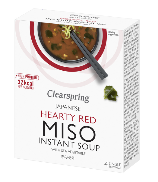 Cs497 instant miso soup   hearty red with sea veg