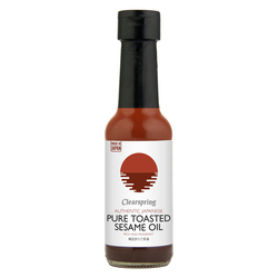 Cs650 toasted sesame oil   150ml