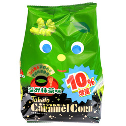 15220  tohato caramel corn rich matcha snacks