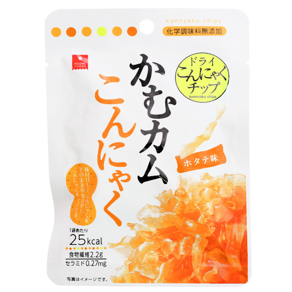 15223  asuzac foods scallop flavoured chewy konjac snack