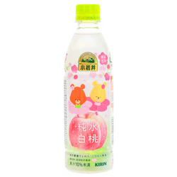 15226  kirin koiwai peach flavoured still drink