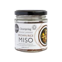 Cs445 organic brown rice miso 150g %28unpasteurised%29