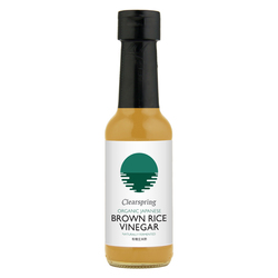 2034  clearspring organic brown rice vinegar