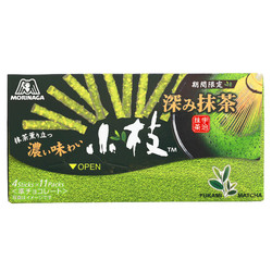 15227  morinaga koeda rich matcha mini crunchy chocolate sticks %282%29