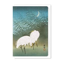 Egret crescent