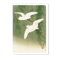 Egrets willow