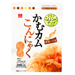 15222  asuzac foods smoked squid flavoured chewy konjac snack