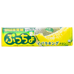 15400  mikakuto puccho ibaraking melon chewy candy