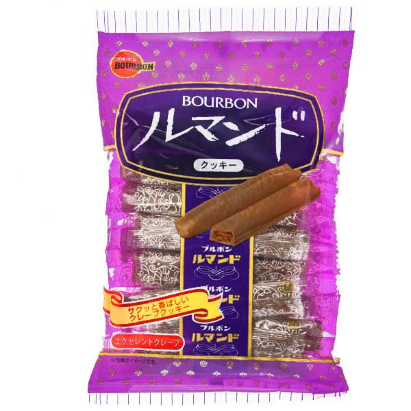 15328  bourbon lumonde crepe cookie biscuits