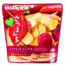 15412  mikakuto purple and sweet potato crisps
