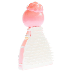 15261  sanrio little twin stars doll shaped hair brush   back