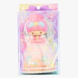 15261  sanrio little twin stars doll shaped hair brush   boxed