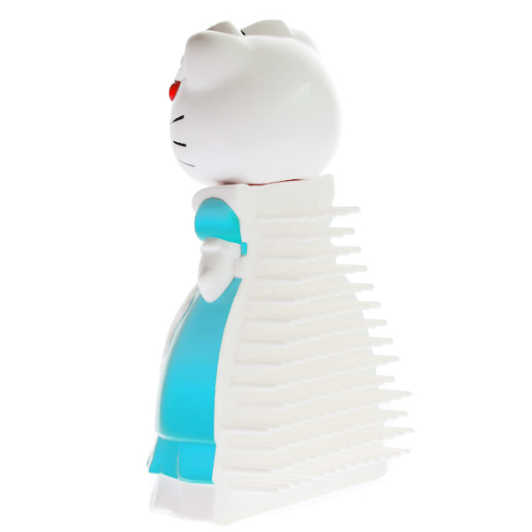 15260  sanrio hello kitty doll shaped hair brush   back