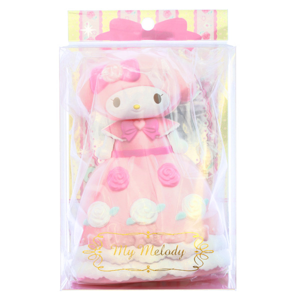 15259  sanrio my melody doll shaped hair brush   boxed %282%29
